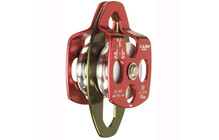 Polea Camp Big Double Pulley rojo